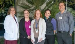 CCVNA staff