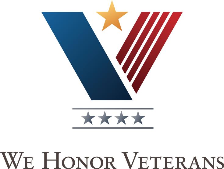 We Honour Veterans Logo