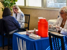 vna flu clinics