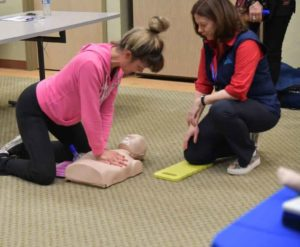 cpr classes monterey