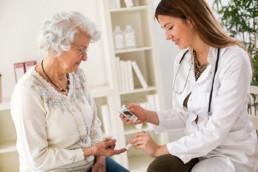 diabetic home health care