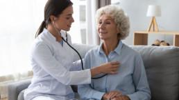 cardiac home health care Monterey